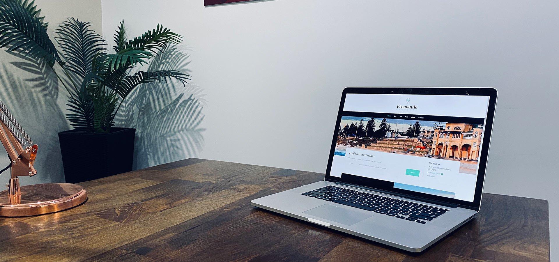 Lead Fleet - Elegant real estate website design: Fremantle